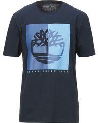Timberland T-shirt - Bleu
