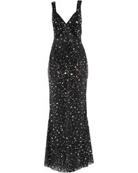 The Attico - Long Dress - Lyst
