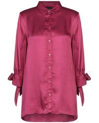 Just Cavalli Camisa - Rosa