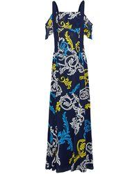 Mary Katrantzou Long Dress - Blue