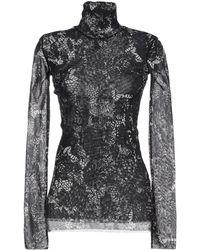 Fuzzi T-shirt - Black