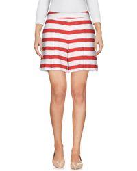 Frankie Morello Bermuda Shorts - White