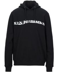 Les Hommes Sweatshirt - Schwarz