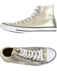 Converse - High-tops & Sneakers - Lyst