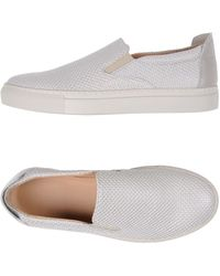 Emporio Armani - Low-tops & Trainers - Lyst