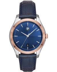 BMW Armbanduhr - Blau