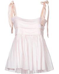 Three Graces London Sleepwear - Pink