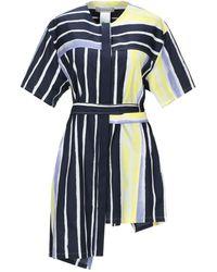 Sportmax Short Dress - Blue