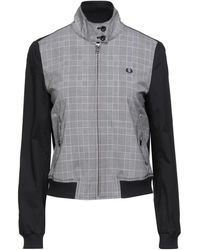 Fred Perry Jacket - Gray