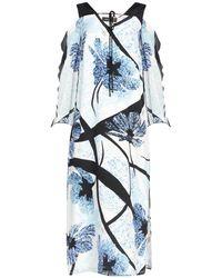 Maria Grazia Severi Long Dress - Blue