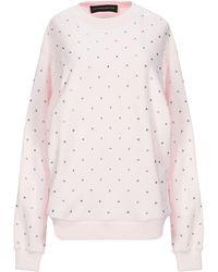 Alexandre Vauthier Sweatshirt - Pink