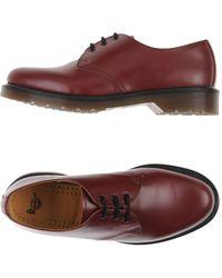 c9f9be3f422 Lyst - Zapatos Oxford Dr. Martens de hombre desde 41 €