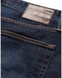 AG Jeans Pantalon en jean - Bleu