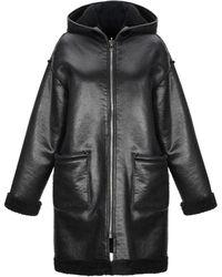 BRERAS Milano Coat - Black