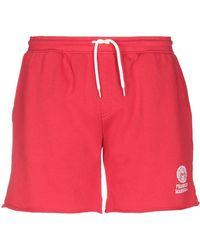 Franklin & Marshall Shorts - Rojo