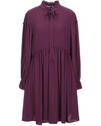 Silvian Heach Robe courte - Violet