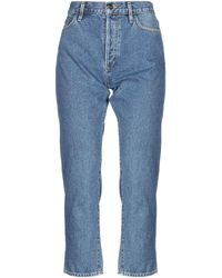 Goldsign Pantalones vaqueros - Azul