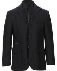 Corneliani Suit Jacket - Black