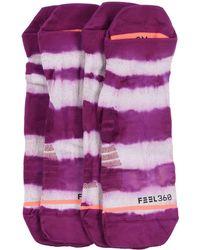 Stance Short Socks - Purple