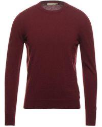 LABORATORIO 38 Pullover - Rojo