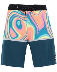 Quiksilver Beach Shorts And Pants - Blue