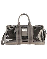 Maison Margiela Travel Duffel Bags - Multicolour