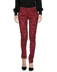 Bad Spirit - Casual Trousers - Lyst