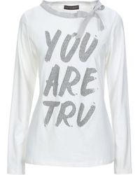 Tru Trussardi T-shirt - White