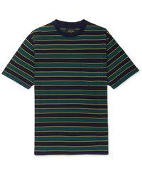 Beams Plus T-shirt - Verde