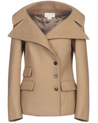 Antonio Berardi Coat - Natural