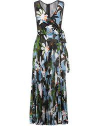 Sfizio Long Dress - Green