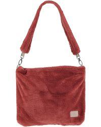 Barts Shoulder Bag - Red