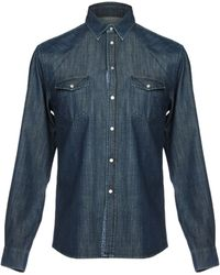 Smythson - Denim Shirt - Lyst
