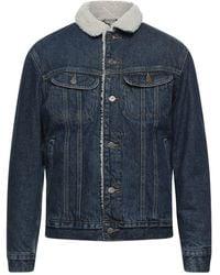 Lee Jeans Denim Outerwear - Blue