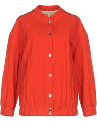 Attic And Barn Jacket - Red