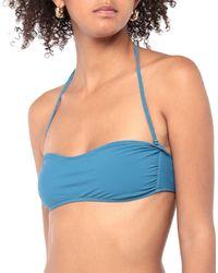 Patrizia Pepe Bikini Top - Blue