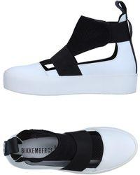 Bikkembergs Sneakers - Blanc