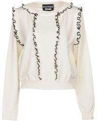 Boutique Moschino - Sweaters - Lyst