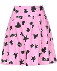 Moschino Mini Skirt - Pink