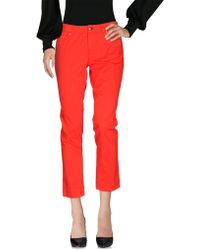 Marina Yachting | Casual Trousers | Lyst