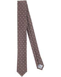 Eleventy Tie - Brown