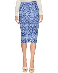 Mrz - 3/4 Length Skirts - Lyst