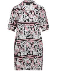 Lazy Oaf Kurzes Kleid - Pink