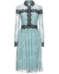 Blumarine Knee-length Dress - Blue