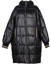 Relish - Synthetic Down Jacket - Lyst