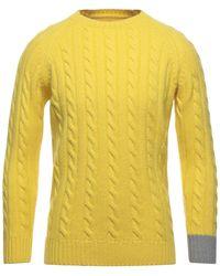 LC23 Pullover - Gelb