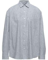 Salvatore Piccolo Camisa - Azul
