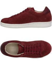 Iris & Ink Low-tops & Trainers - Red