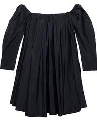 CALVIN KLEIN 205W39NYC Robe courte - Noir