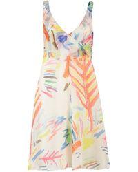Armani Short Dress - Pink